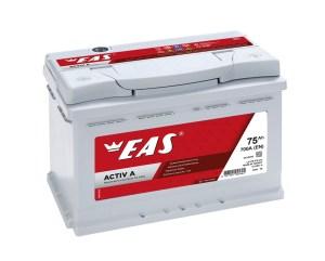 Аккумулятор автомобильный EAS ACTIV A 75Ач 700А о/п