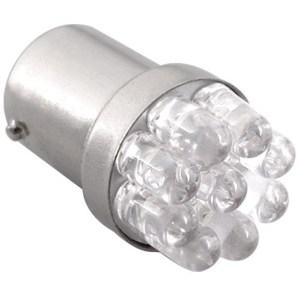 Автолампа светодиодная ДИАЛУЧ 92105 LED 5 12V R5W 12V BA15s, белая