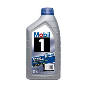Масло моторное Mobil 1 FS 5W-50   синтетика 1л