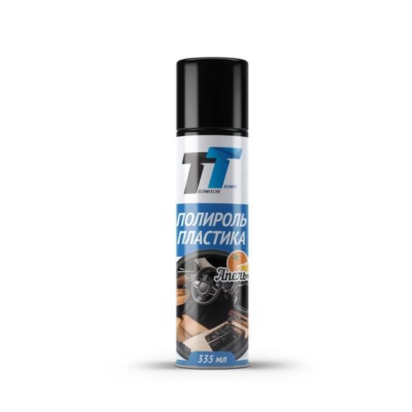 Полироль пластика Апельсин TT PP03-О/011 аэрозоль 335мл