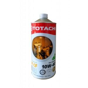 Масло моторное TOTACHI Eco Gasoline 10W-40 SM/CF полусинтетическое 1л