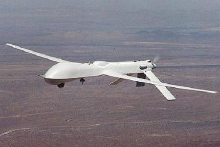 アメリカ無人機