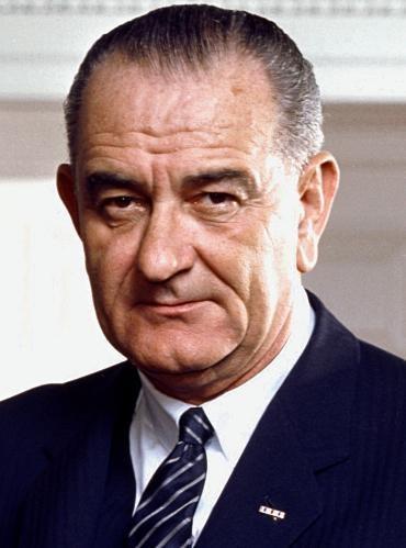 ジョンソン副大統領