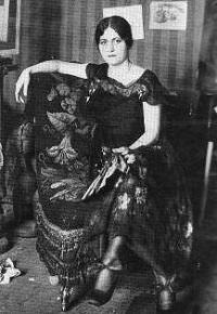 オルガ・ピカソの妻