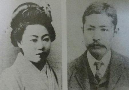 漱石と鏡子