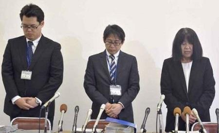 神戸市教師間いじめ事件