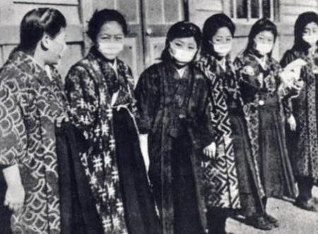 スペイン風邪の日本