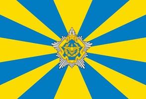 ベラルーシの空軍旗