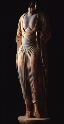 唐招提寺トルソー像