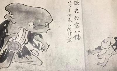 与謝蕪村・妖怪絵