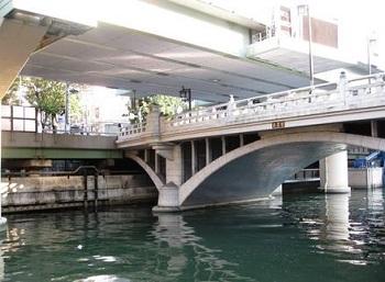 高麗橋写真