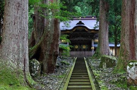 新緑の永平寺
