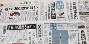 日本の四大新聞