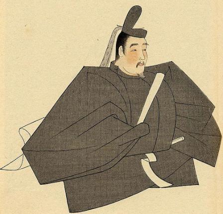 北条義時肖像画
