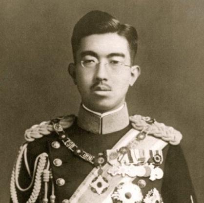 戦前の昭和天皇