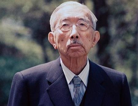 戦後の昭和天皇