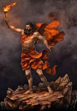 火・プロメーテウス