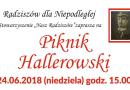 Piknik Hallerowski w Radziszowie