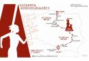 Sztafeta Niepodległości pobiegnie przez Małopolskę