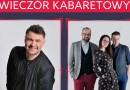 Kabaret K2, program z kobietą…. i Igorem Kwiatkowskim