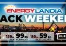 Jak upolować okazję na Black Friday w Energylandii?