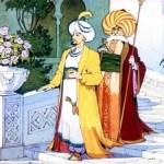 Сказка о калифе-фисте