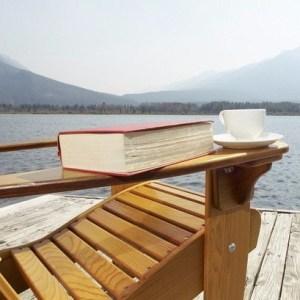 books_river