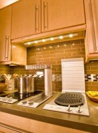 Task Lighting | Swartz Kitchens & Baths