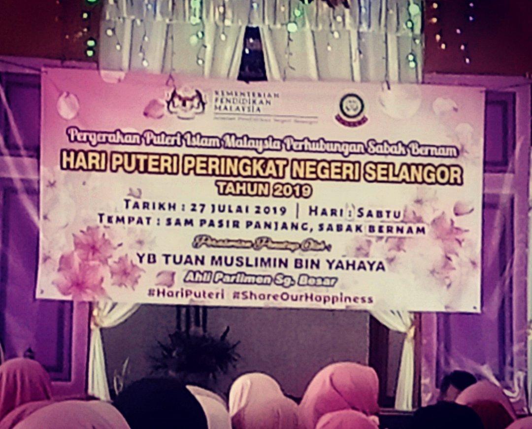 Hari Puteri PPIM Peringkat Negeri Selangor