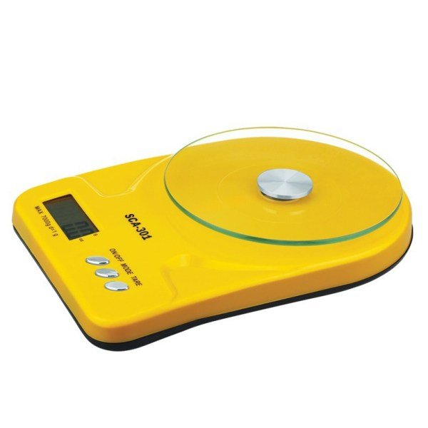 Buy 7 KG Electronic Kitchen Scale SCA-301