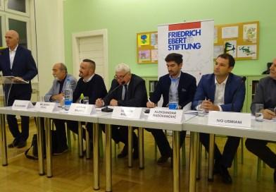 Održana rasprava o gospodarskim odnosima između Hrvatske i Srbije