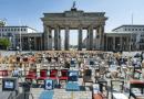 U Berlinu filmske projekcije na dvorišnim fasadama zgrada