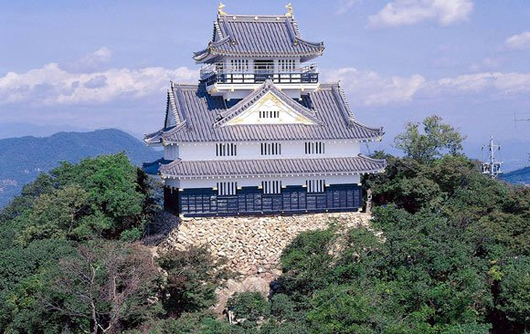 Castillo de Gifu