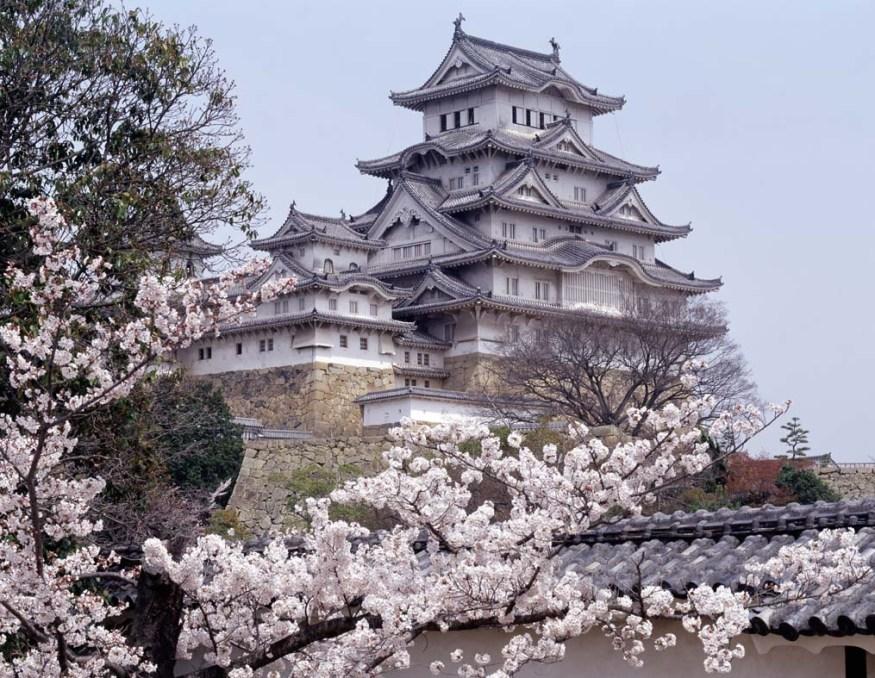 Castelo de himeji - o maior castelo do japão