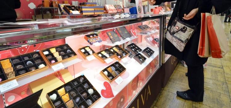 Dia dos namorados no Japão - Valentine Day