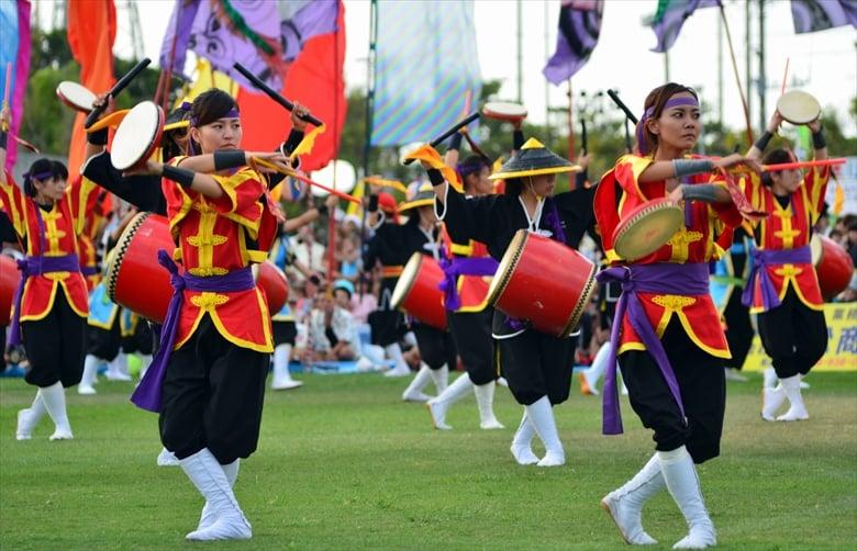Okinawa - l'archipel de la multi culture