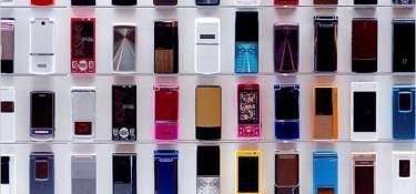 Telefones do Japão