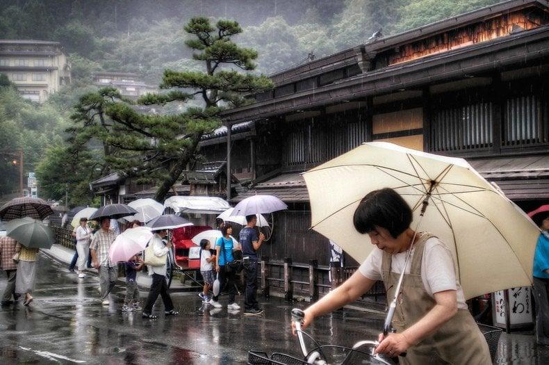 Regras exclusivas de espaços públicos japoneses