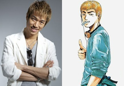 Great teacher onizuka gto - 2012 - um professor que todos gostariam de ter - gto onizuka sensei 2