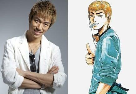Người thầy tuyệt vời onizuka gto - 2012 - một người thầy mà ai cũng muốn có