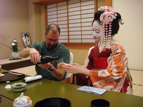 Làm thế nào để uống như một samurai