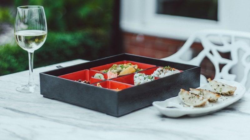 O bento – marmitas japonesas – a arte da culinária