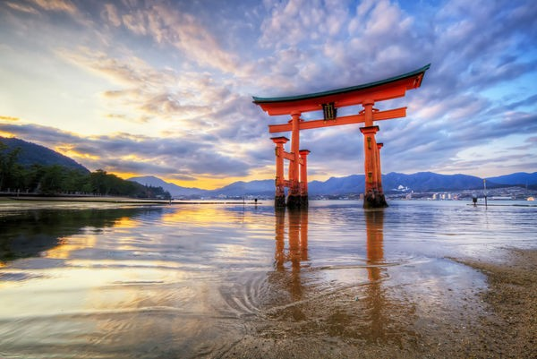 Itsukushima Torii