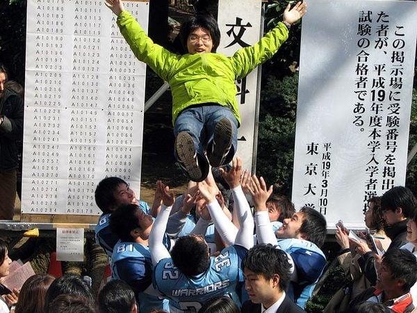 Paixões e estereótipos - coisas que descrevem os japoneses - universidade entrada exame japao 9