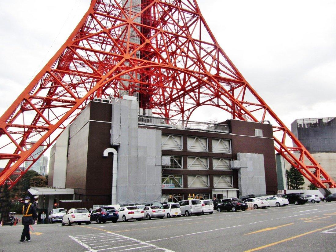 A torre de tóquio / 東京タワー / tokyo tower