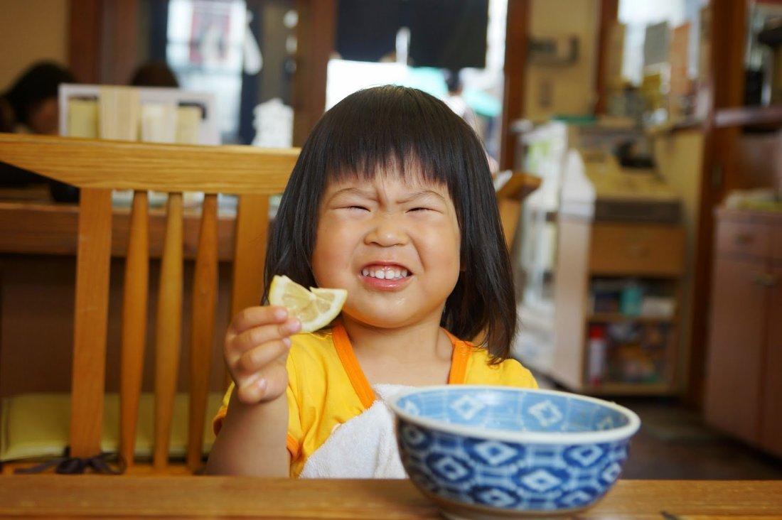 Sensações e sabores do paladar em japonês. - DSC05271 2