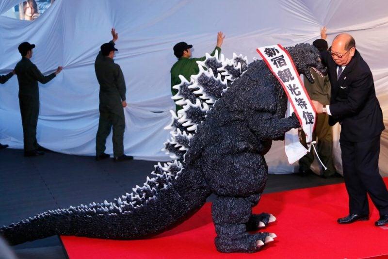 Godzilla được công nhận là một công dân Nhật Bản