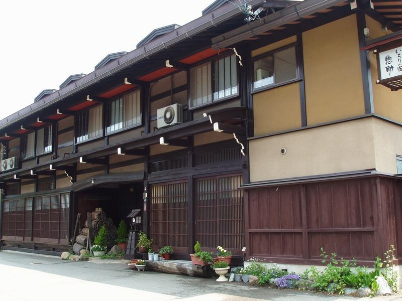 Types of accommodation and accommodation in japan