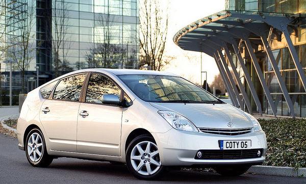 Toyota prius segunda generatio 2004