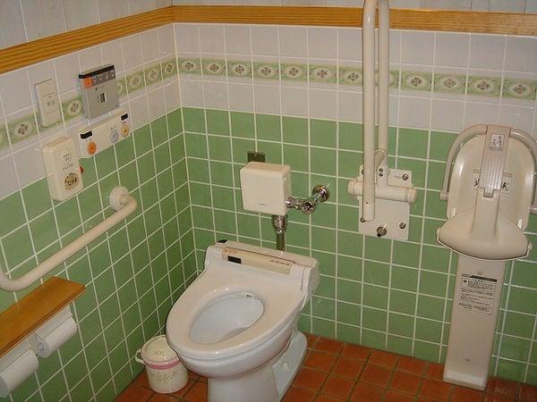 Banheiros japoneses - Curiosidades - entenda sua superioridade - banheiro do japao 2